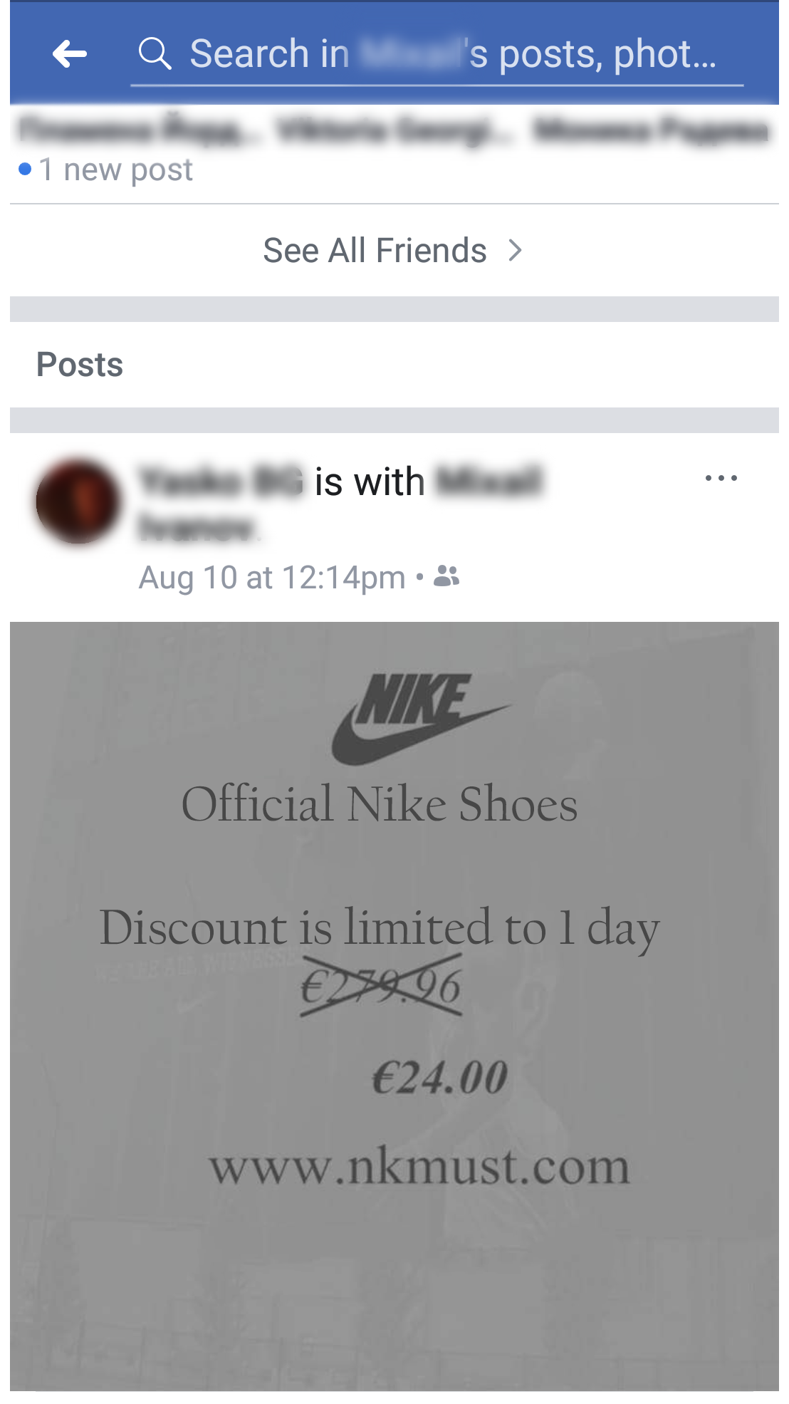 How It Facebook Shoes To Virusscam– Nike Remove dtrQsChx
