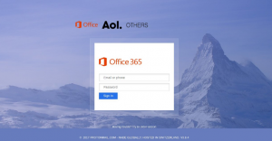 Office365 Fake Login Page – Remove It from Your PC and Browser