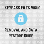 remove .KEYPASS ransomware virus restore data sensorstechforum guide