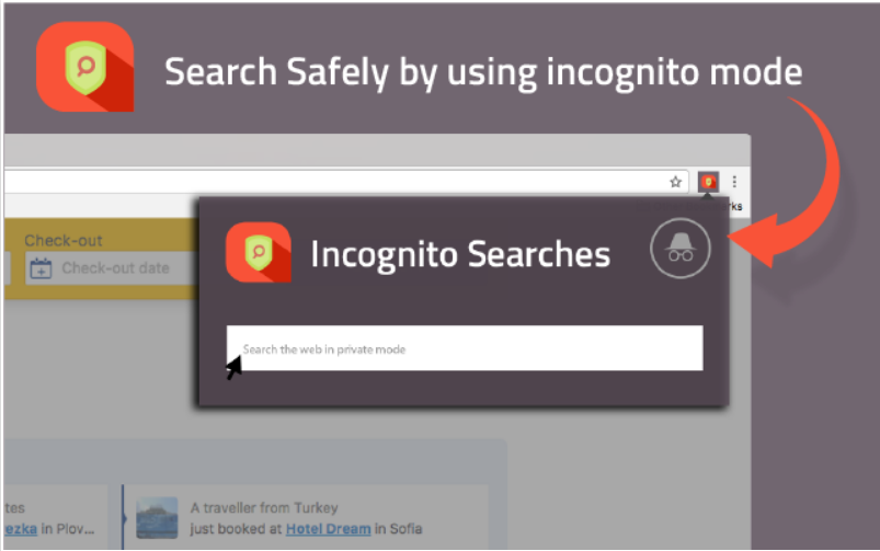 remove Incognito Searches browser extension in full sensorstechforum guide