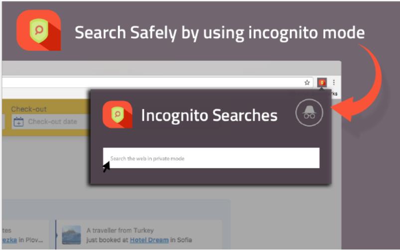 entfernen Incognito Suche Browser-Erweiterung in voller sensorstechforum Führer