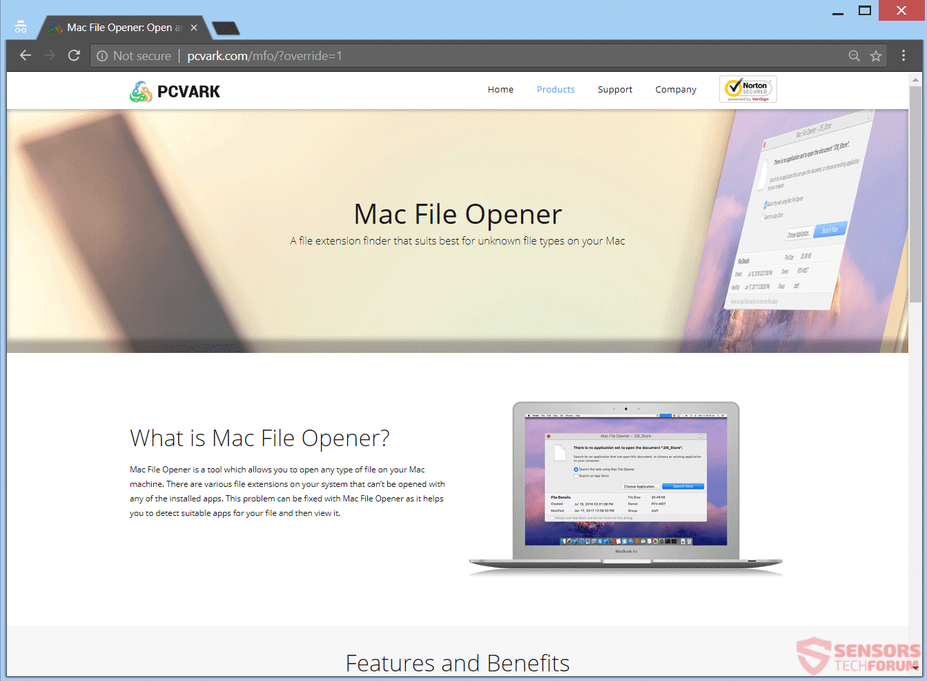 Remove Mac File Opener PUP
