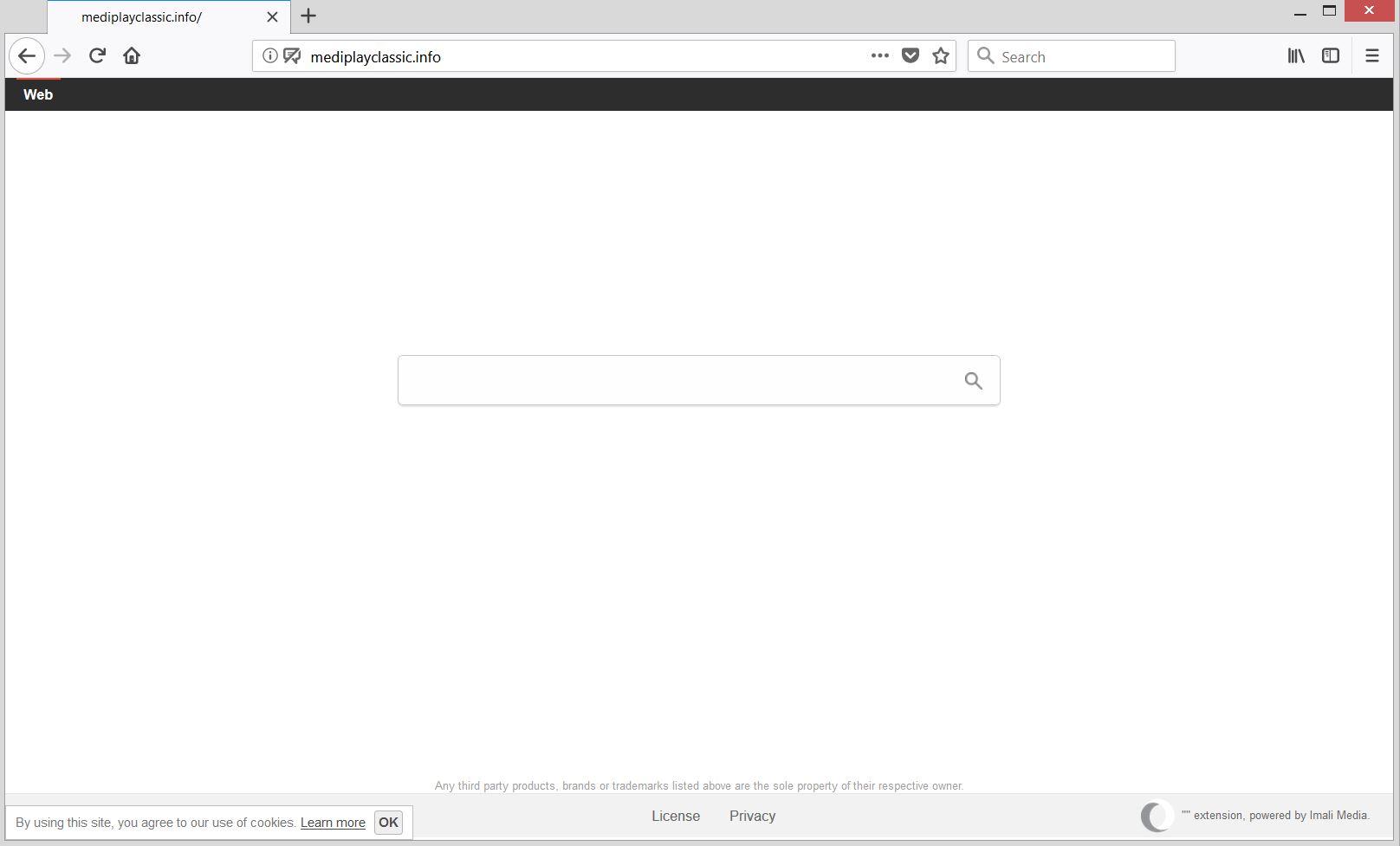 Mediplayclassic.info main page remove browser hijacker sensorstechforum com