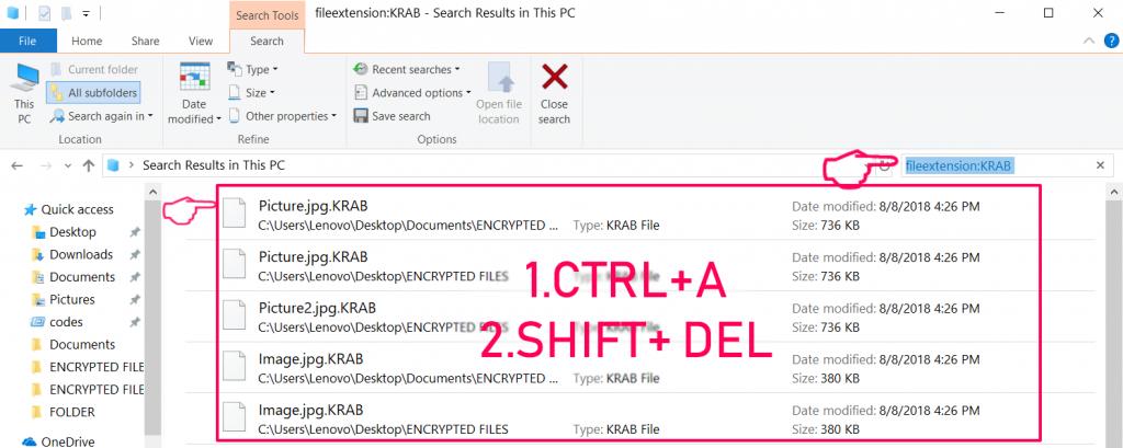 GANDCRAB v5 2 – How to Decrypt Encrypted Files (Free)