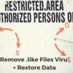 Remove .like Files Virus Dharama ransomware Restore Data