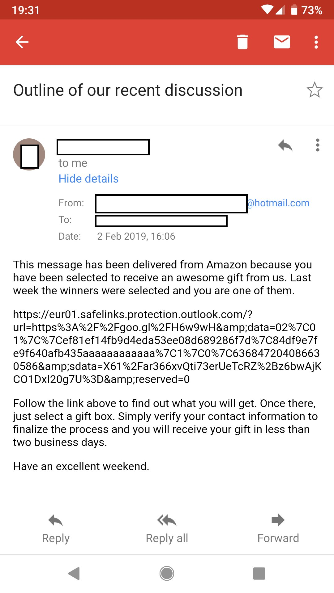Remove Amazon Phishing Scams — How To Identify Them and