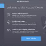mac adware cleaner rogue program mac interface sensorstechforum