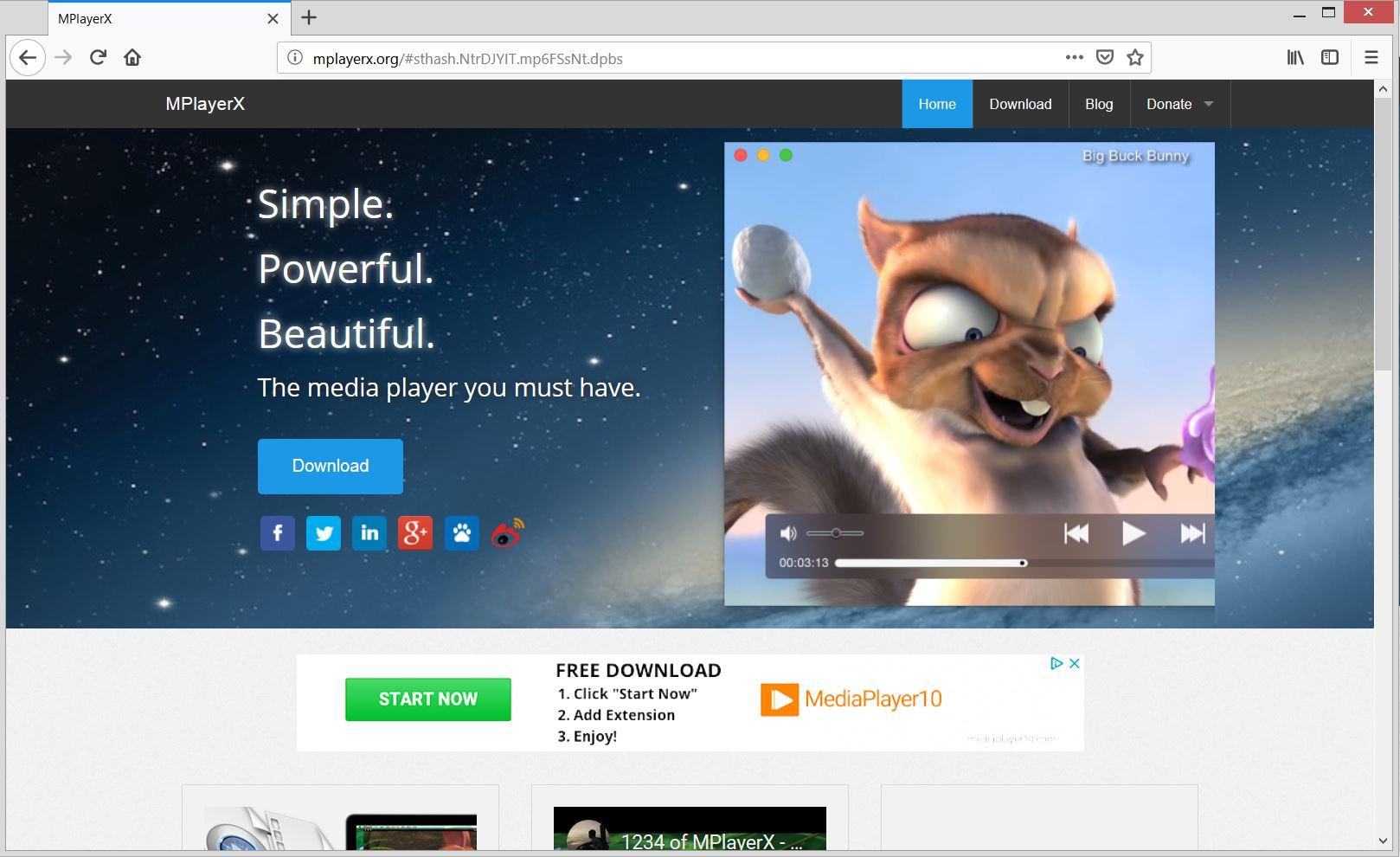 mplayerx.org official website mplayerx rogue video software sensorstechforum