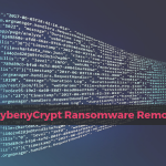 remove EnybenyCrypt Ransomware restore .crypt888 files sensorstechforum guide
