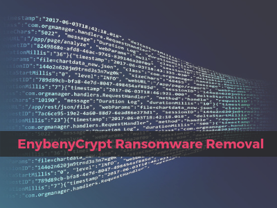 fjern EnybenyCrypt Ransomware genoprette .crypt888 filer sensorstechforum guide
