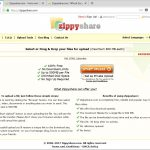 zippyshare.com redirect main page removal guide sensorstechforum