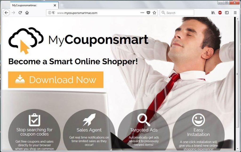 mycouponsmartmac undesired program official website sensorstechforum