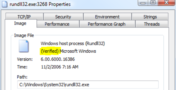 rundll32 virus how to remove it
