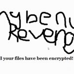 enybeny revenge ransomware enybenied files virus desktop wallpaper