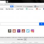 search htransitlocator co browser hijacker redirect main page
