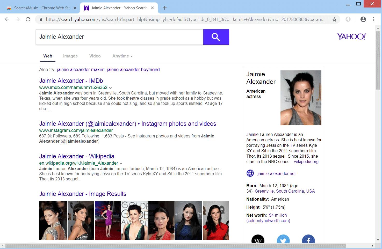 Remove Search4musix com Browser Hijacker