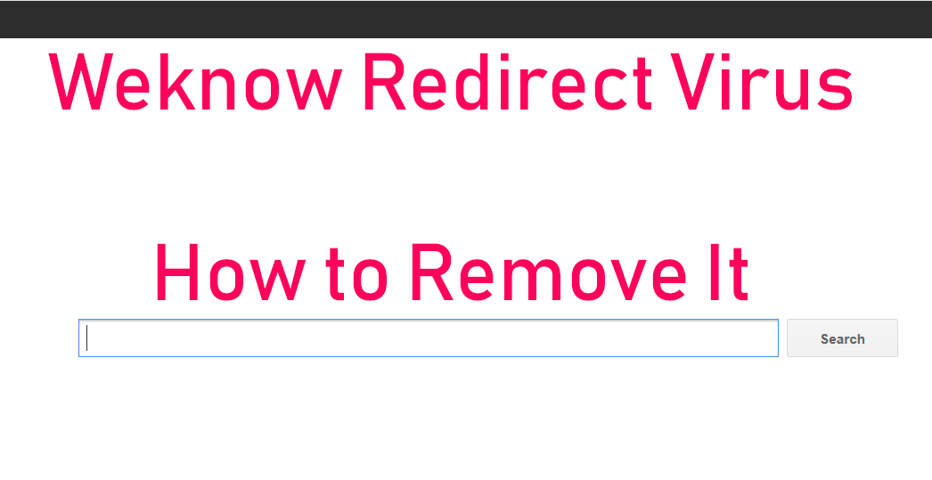 Weknow us Redirect Virus – How to Remove It (Mac)