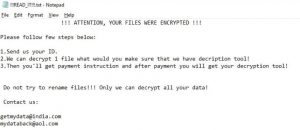 .Mercury Files Ransomware - How to Remove It