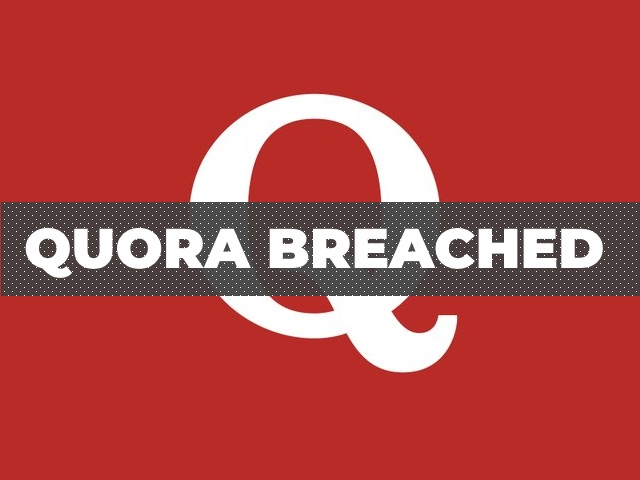 Quora Hacked: Hackers Gain Access to Internal Database Servers
