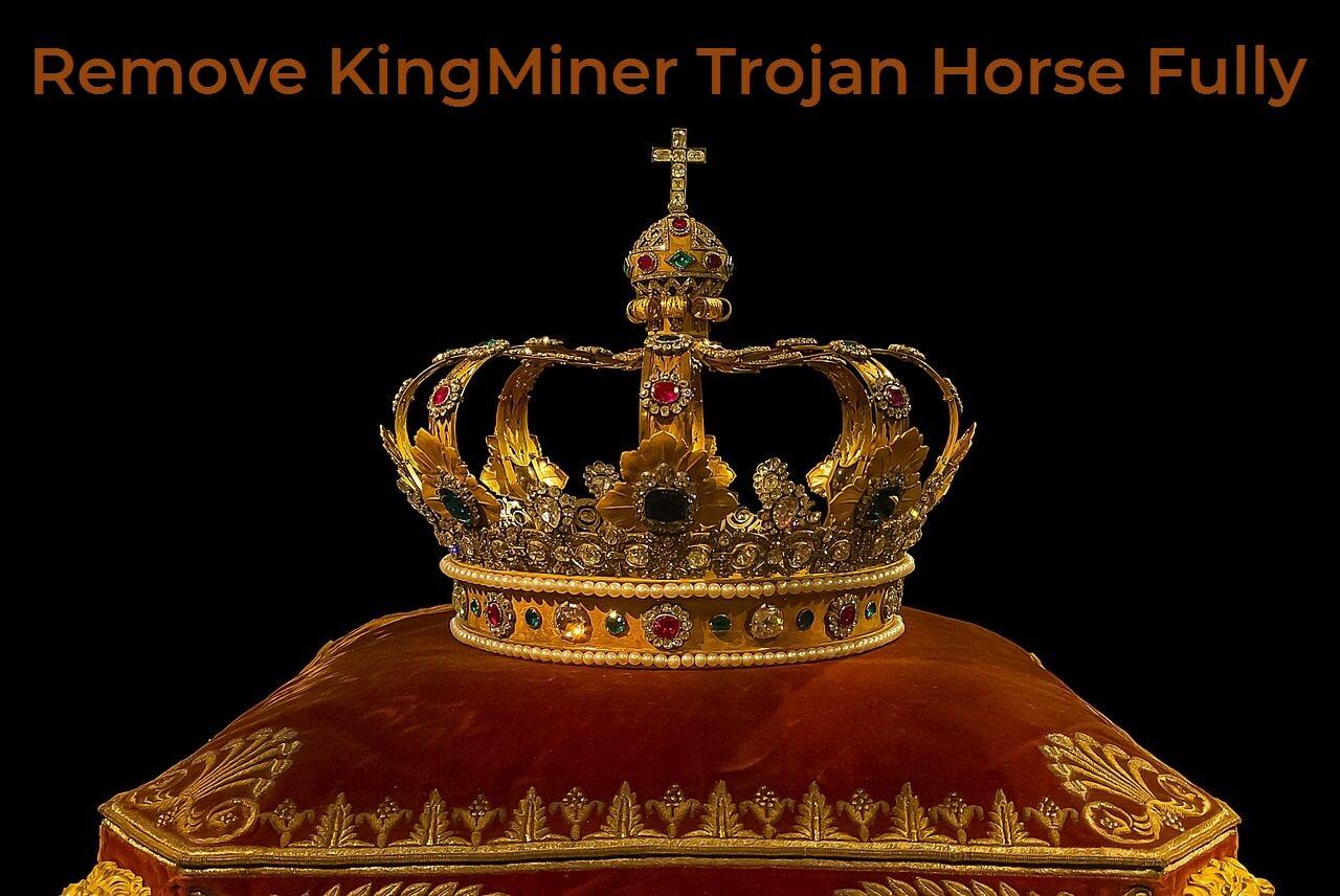 kingminer trojan cryptominer corona