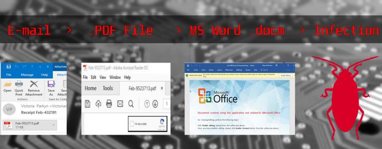 GANDCRAB 5 1 (v5 1) Ransomware Virus - Remove + Decrypt It