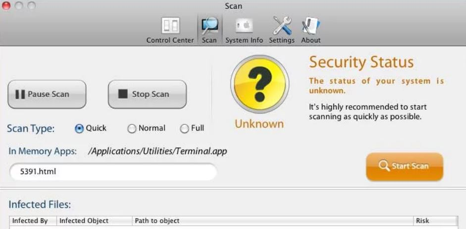 Mac Security Plus - How to Remove It