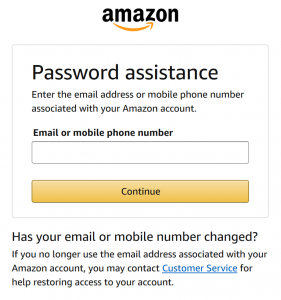 Amazon E-Mail Scam – How to Remove It