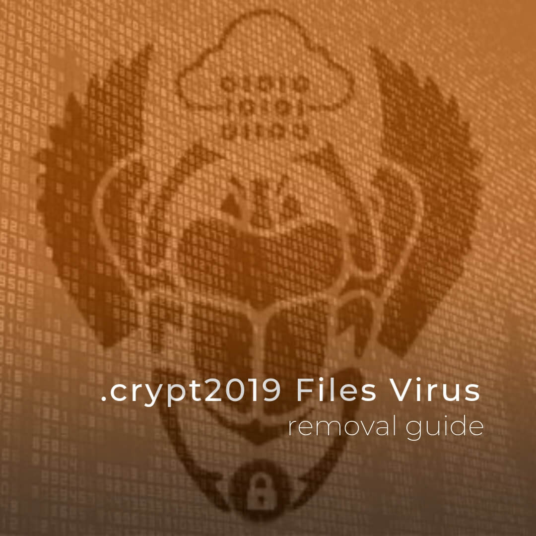 remove .crypt2019 files virus scarab ransomware sensorstechforum guide