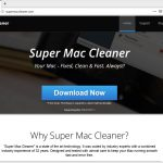 super mac cleaner potentially unwanted program official website sensorstechforum guide