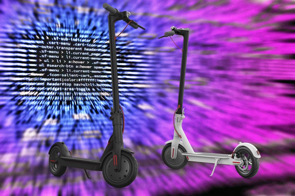 xiaomi e scooter kan op afstand worden gehackt. Black Bedroom Furniture Sets. Home Design Ideas