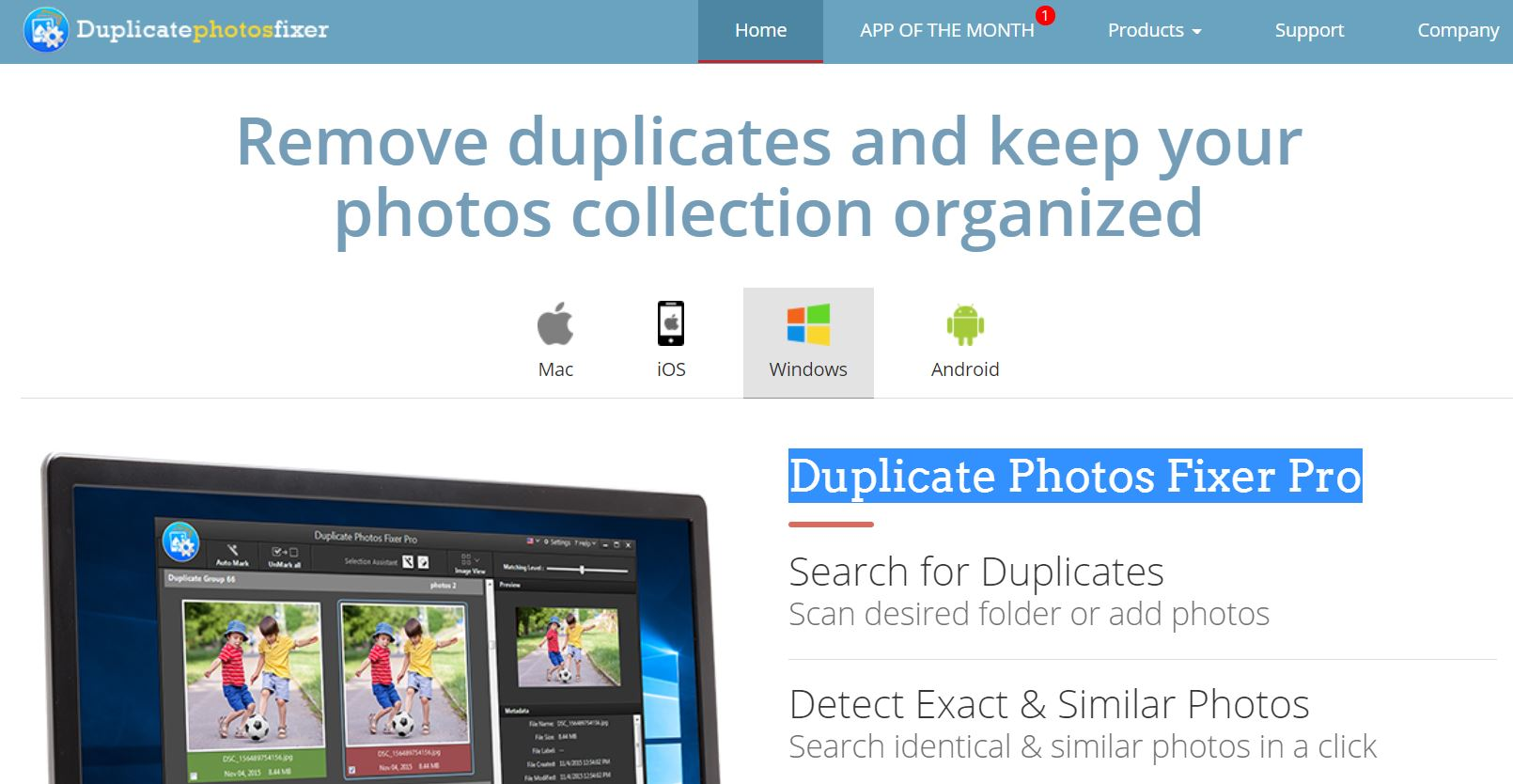 Duplicate Photos Fixer Pro – WHAT IS IT + Remove It