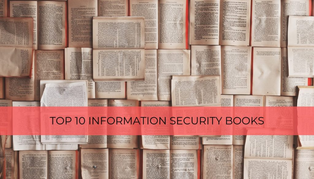 Top 10 Must-Read Books auf Informationssicherheit in 2019
