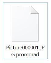 .promorad Files Virus (STOP/DJVU) - How to Remove It