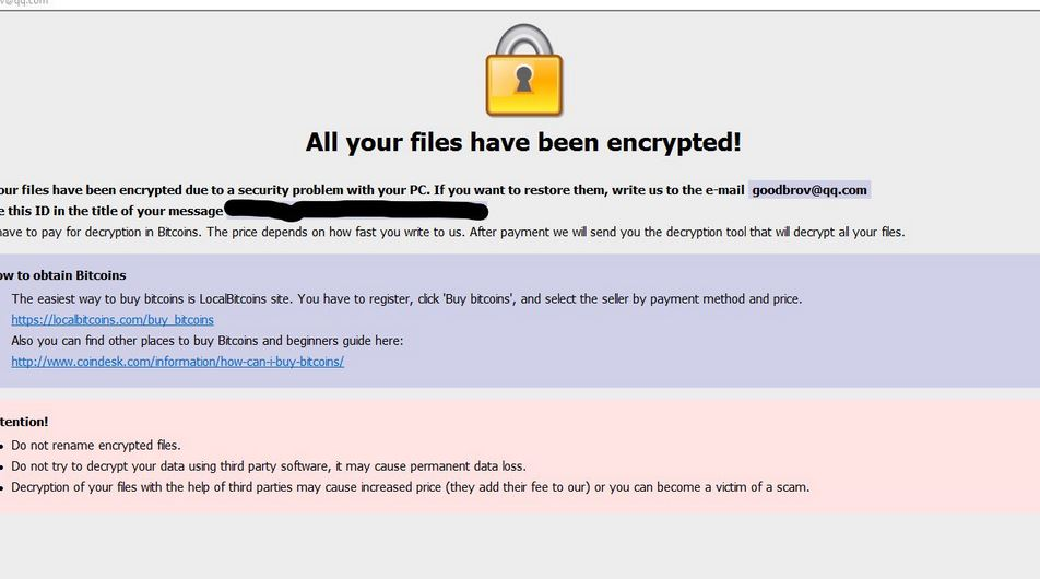 .COLORIT Ransomware virus remove