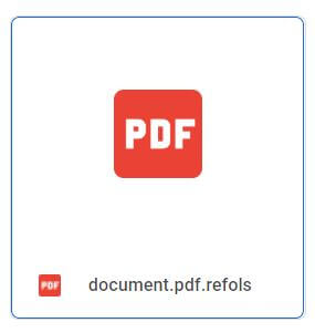 encrypted refols file sensorstechforum