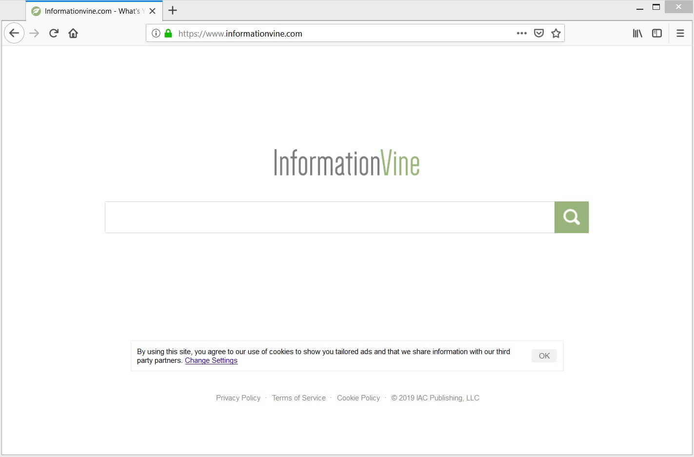 remove-informationvine-com-browser-hijacker-sensorstechforum