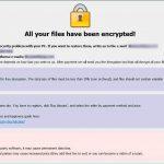 LOVE dharma ransomware