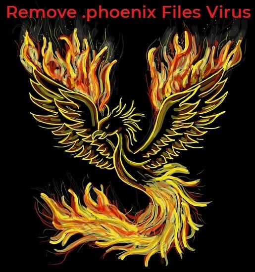 virus de ransomware Phoenix