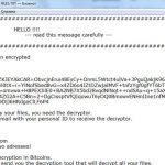 .tokog Ransomware virus remove