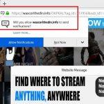 wascorithedin-info-redirect-ads-removal-guide-sensorstechforum