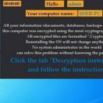BulbaCrypt .Crypted ransomware virus remove