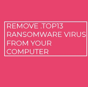 .TOR13 Files Virus (Dharma)
