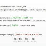 Wesker Ransomware virus remove