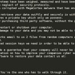 .aes128ctr Ransomware virus remove
