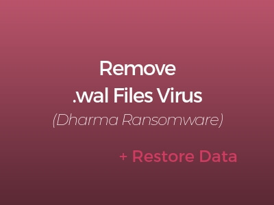 remove-wal-files-virus-ransomware-restore-data-sensorstechforum-removal-guide