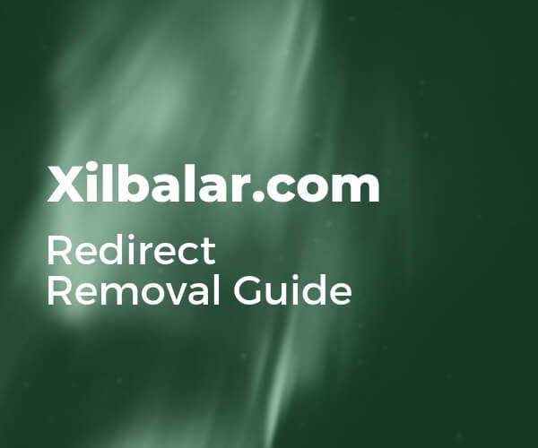 remove-xilbalar-com-redirect-sensorstechforum
