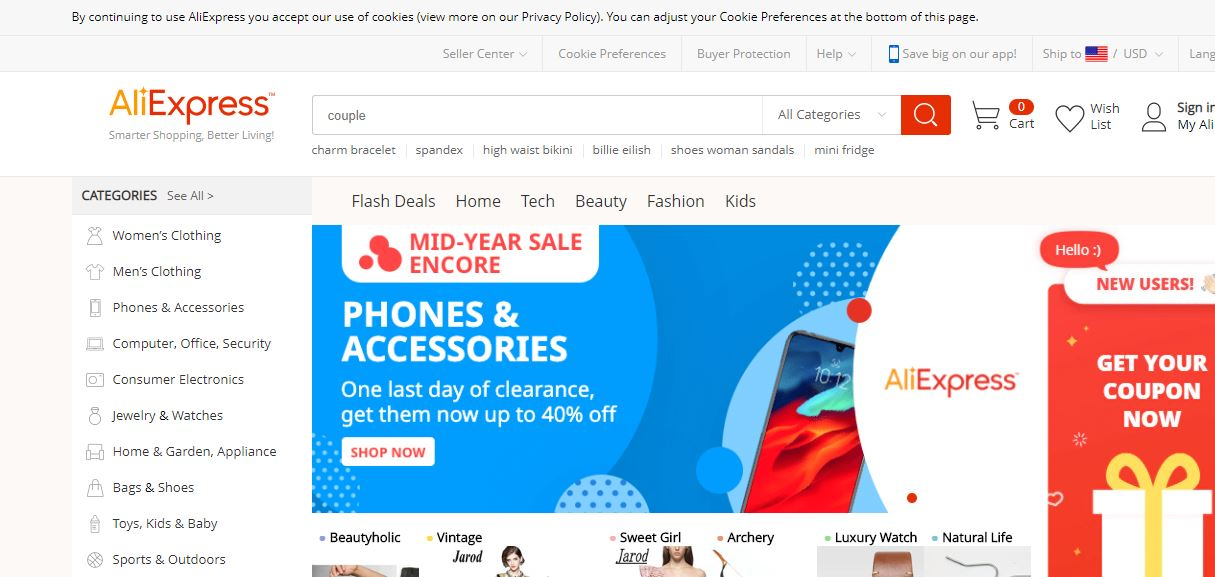 Aliexpress Virus ? How to Remove It