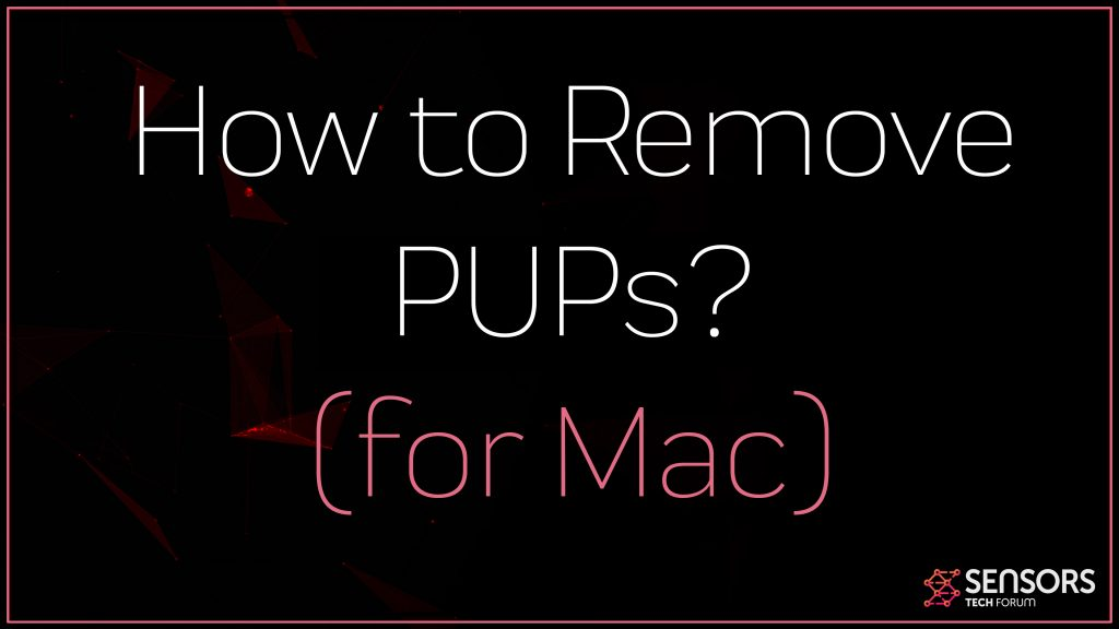 How to Remove a PUP from Mac (Instructions)