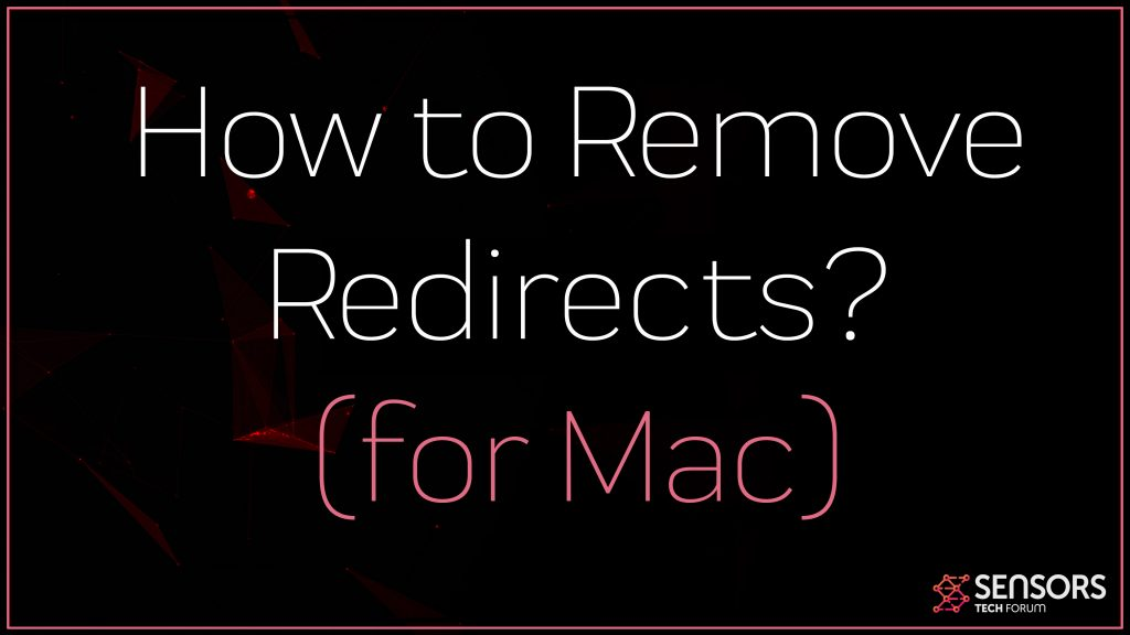 How to Remove Redirects from Mac (Instructions)