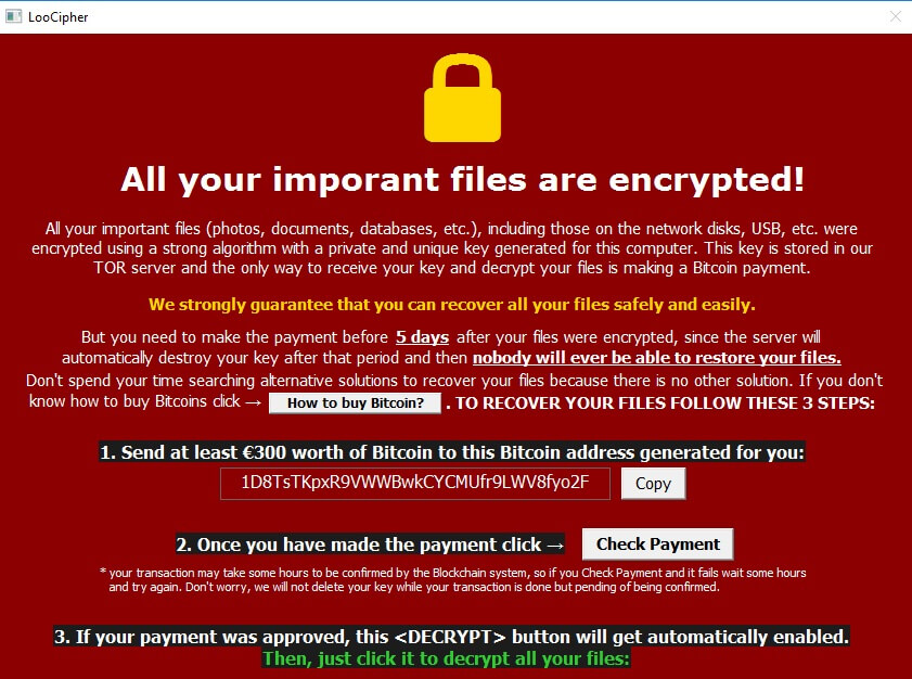 stf-LooCipher-ransomware-virus-gui